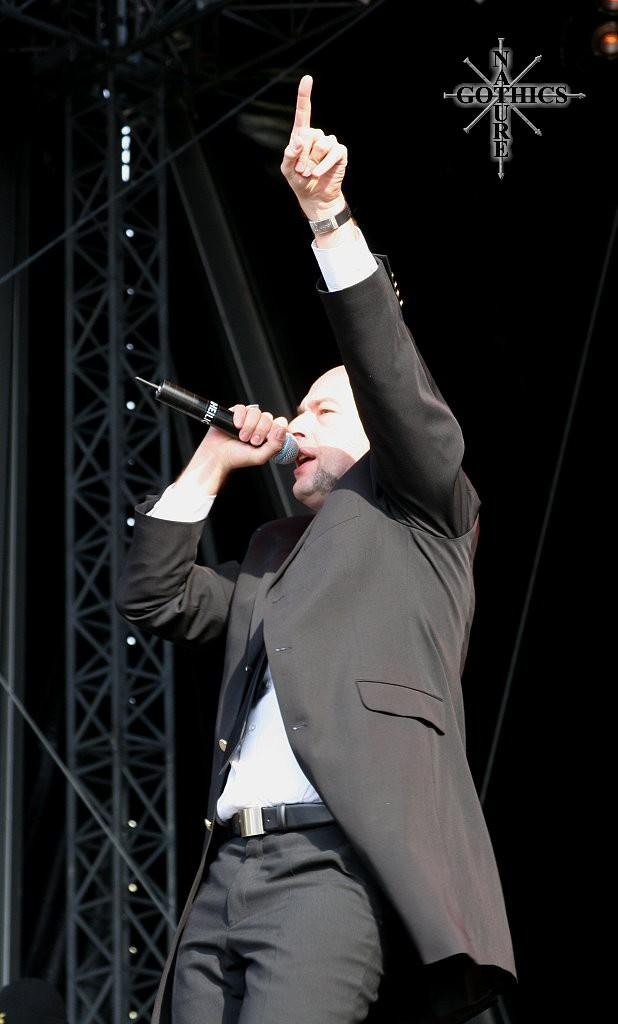 Unheilig - 9. M'era Luna Festival 2008
