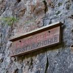 Riesenburg (Versturzhöhle) - Engelhardsberg