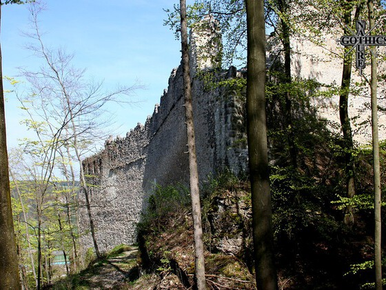 Burgruine Rumburg - Kinding (DE)