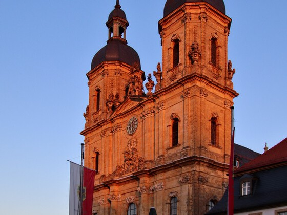 Wahlfahrtskirche zur hl. Dreifaltigkeit (Basilika) - Gößweinstein