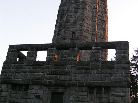 Bismarck Turm - Hof an der Saale (DE)