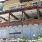 Ehemaliges Hotel nähe Garmisch