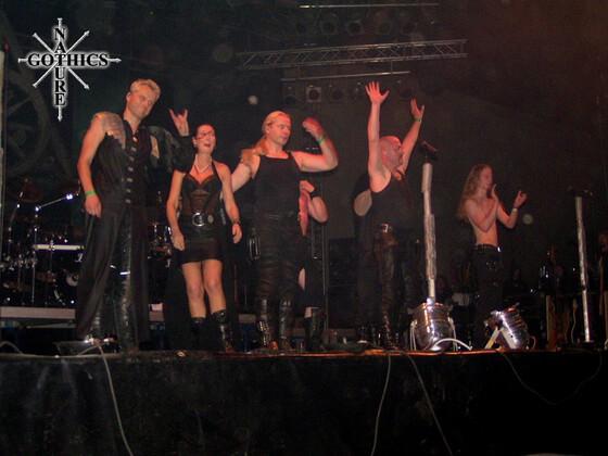 Subway to Sally - Wave Gotik Treffen 2007